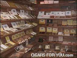 Cigars online store