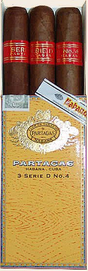 Serie D No.4 Pack Of 3