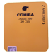 Cohiba Mini Cigarillo Collection 2 Yellow Tin of 10